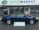 Used 2001 Acura CL 3.2CL Type-S LOW KM'S! LOADED! WARRANTY! for sale in Langley, BC