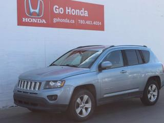 Used 2014 Jeep Compass North 4WD for sale in Edmonton, AB