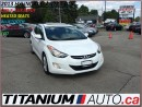 Used 2013 Hyundai Elantra GLS+Sunroof+Heated Front & Rear Seats+New Brakes for sale in London, ON