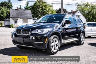 Used 2012 BMW X5 3.5i 7 PASSENGER PRICE REDUCED!! CALL!! for sale in Ottawa, ON