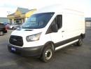 Used 2015 Ford TRANSIT-250 Hi Roof Extended Cargo for sale in Brantford, ON