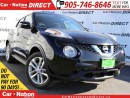 Used 2015 Nissan Juke SV| BACK UP CAMERA| OPEN SUNDAY'S| for sale in Burlington, ON