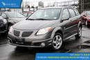 Used 2007 Pontiac Vibe Base AM/FM Radio and Air Conditioning for sale in Port Coquitlam, BC
