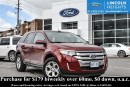 Used 2013 Ford Edge SEL AWD - BLUETOOTH - HEATED FRONT SEATS - REVERSE CAMERA for sale in Ottawa, ON