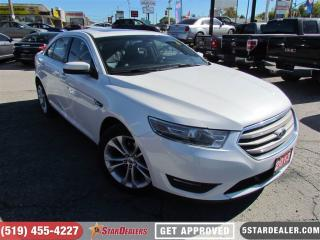 Used 2013 Ford Taurus SEL | AWD | NAV | LEATHER | ROOF for sale in London, ON