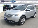 Used 2013 Lincoln MKX Base  TOW PKG, ADAPT CRUISE, PANO ROOF for sale in Kincardine, ON