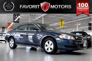 Used 2009 Chevrolet Impala LT | CRUISE CONTROL | PWR WINDOWS | AUX for sale in North York, ON