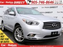 Used 2013 Infiniti JX35 | AWD| DVD| LEATHER| SUNROOF| NAVI| for sale in Burlington, ON