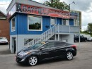 Used 2013 Hyundai Elantra Limited **Auto/Leather/Heated Seats/Sunroof** for sale in Barrie, ON