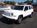 Used 2016 Jeep Patriot High Altitude