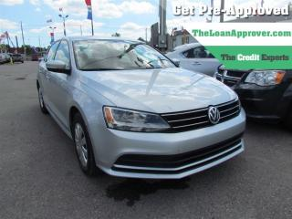 Used 2015 Volkswagen Jetta Trendline+ | CAM | HEATED SEATS | SAT RADIO for sale in London, ON