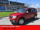 Used 2010 Mazda Tribute CRUISE, KEYLESS, POWER GROUP, AUX JACK! for sale in St Catharines, ON