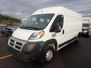 Used 2014 RAM 2500 ProMaster High Roof for sale in Scarborough, ON
