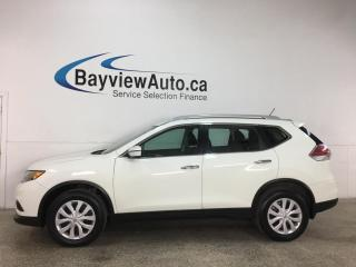 Used 2016 Nissan Rogue - AWD! REVERSE CAM! FULL PWR GROUP! + MORE! for sale in Belleville, ON