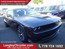 New 2016 Dodge Challenger SRT 392 for sale in Surrey, BC