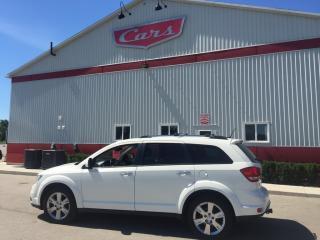 Used 2012 Dodge Journey R/T for sale in Tillsonburg, ON