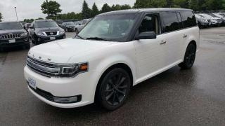 Used 2016 Ford Flex limited for sale in Sutton West, ON