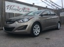Used 2015 Hyundai Elantra GL for sale in Stittsville, ON