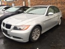 Used 2008 BMW 3 Series 323i-CERTIFIED-FAST EASY LOAN APPROVALS for sale in York, ON