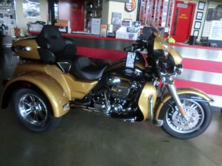 New 2017 Harley-Davidson Tri-Glide FLHTCUTG-TRI GLIDE TRIKE for sale in Blenheim, ON
