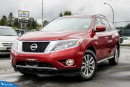 Used 2015 Nissan Pathfinder SV Heated Seats and Heated Steering Wheel for sale in Port Coquitlam, BC