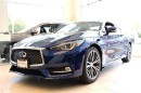 Used 2017 Infiniti Q60 3.0T AWD for sale in Vancouver, BC