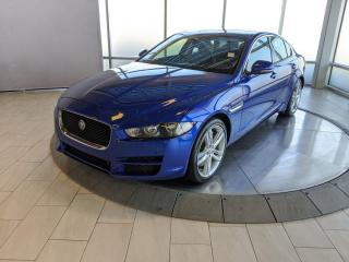 Used 2017 Jaguar XE Certified Pre-Owned - Accident Free! One Owner for sale in Edmonton, AB