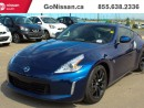 Used 2017 Nissan 370Z Base 2dr Rear-wheel Drive Coupe for sale in Edmonton, AB