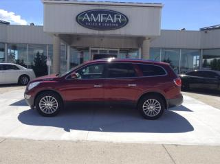 Used 2011 Buick Enclave AWD / LEATHER /6 MONTHS NO PAYMENTS for sale in Tilbury, ON