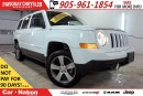 Used 2016 Jeep Patriot HIGH ALTITUDE| 4X4| NAV| SUNROOF| LEATHER & MORE| for sale in Mississauga, ON