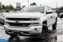 New 2017 Chevrolet Silverado 1500 2LT Navigation and Backup Camera for sale in Port Coquitlam, BC