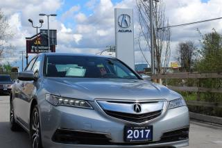 Used 2017 Acura TLX 2.4L P-AWS for sale in Langley, BC