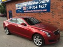 Used 2014 Cadillac ATS Luxury AWD for sale in Hanover, ON