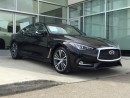 Used 2017 Infiniti Q60 3.0t 2dr All-wheel Drive Coupe/AWD/BLIND SPOT/AROUND VIEW MONITOR for sale in Edmonton, AB