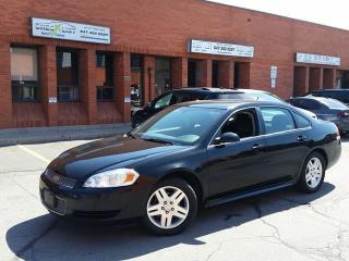 Used 2012 Chevrolet Impala LT for sale in North York, ON
