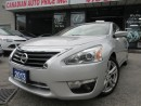 Used 2013 Nissan Altima SV-BACK-UP-CAMERA-ALLOYS-3.5L for sale in Scarborough, ON