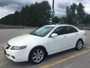 Used 2004 Acura TSX Premium for sale in Scarborough, ON