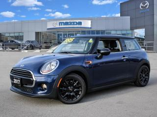 Used 2017 MINI 3 Door MINI Cooper Back-Up Cam, Navi & only 47019 kms! for sale in Hamilton, ON
