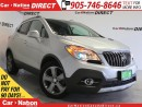 Used 2014 Buick Encore Convenience| BACK UP CAMERA| LOW KM'S| for sale in Burlington, ON