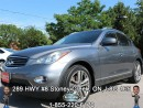 Used 2012 Infiniti EX35 AWD YOU'LL TURN HEADS ANYWHERE YOU GO!!! for sale in Stoney Creek, ON