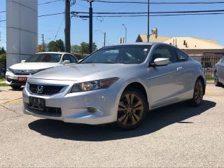 Used 2008 Honda Accord EX-L, amazing shape, with navigation for sale in Toronto, ON