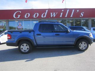 Used 2009 Ford Explorer Sport Trac XLT for sale in Aylmer, ON