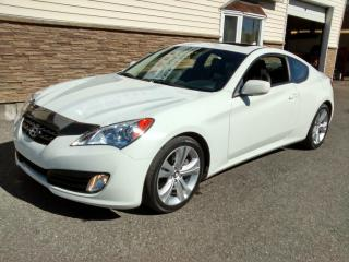 Used 2012 Hyundai Genesis Coupe 2.0T PREMIUM+LEATHER+AUTO for sale in Stittsville, ON