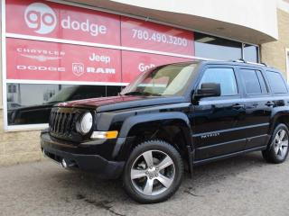 Used 2017 Jeep Patriot HIGH ALTITUDE LEATHER NAV ROOF for sale in Edmonton, AB