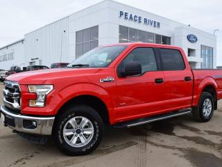Used 2016 Ford F-150 XLT for sale in Peace River, AB