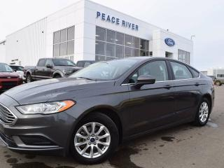 Used 2017 Ford Fusion S for sale in Peace River, AB