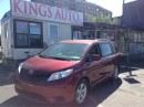 Used 2014 Toyota Sienna LE, 7 PASS, REAR STOW AND GO, V6 for sale in Scarborough, ON