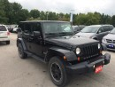 Used 2012 Jeep Wrangler Unlimited SAHARA HIGH ALTITUDE 4X4~leather~htd seats~BT~AUTO for sale in Owen Sound, ON