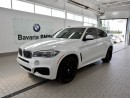 Used 2017 BMW X6 xDrive50i for sale in Edmonton, AB