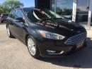 Used 2015 Ford Focus Titanium LOW KM *BTOOTH *LTHR *NAV *CAM *SYNC for sale in Winnipeg, MB